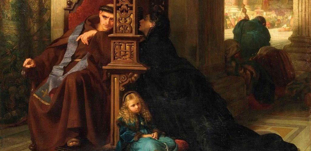 La confesión y la tibieza