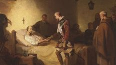 Acto de Caridad con los enfermos graves